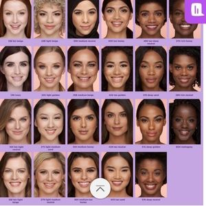 tarte Makeup - I have many shades of the tarte foundation NEW